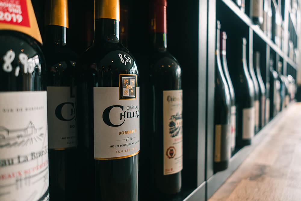cave a vins wine notes