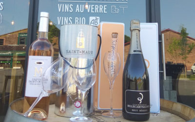 Dégustation de rosé & champagne