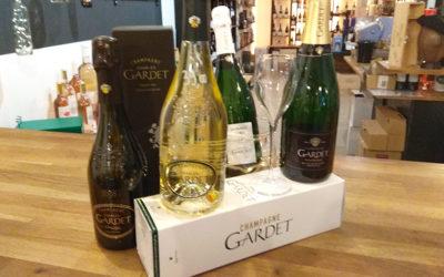 Dégustation Champagne GARDET