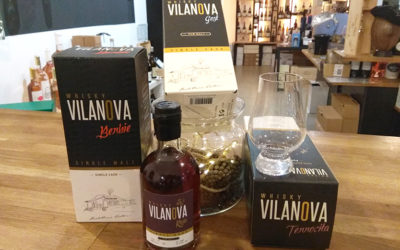 Dégustation de Whisky «VILANOVA»