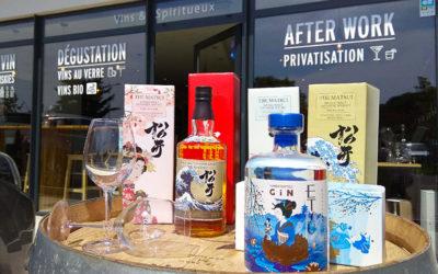 Dégustation de Whisky «MATSUI & KURAYOSHI»